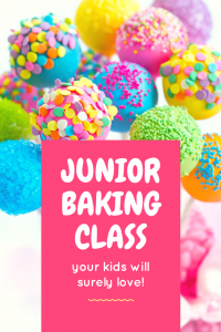 Junior Baking Class