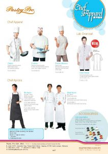 JinDing Chef Apparel