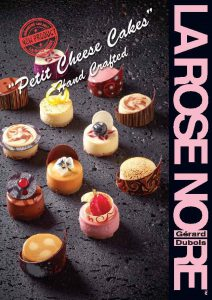 la rose petit cheesecakes