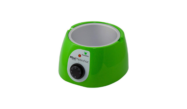 mini chocolate melter green