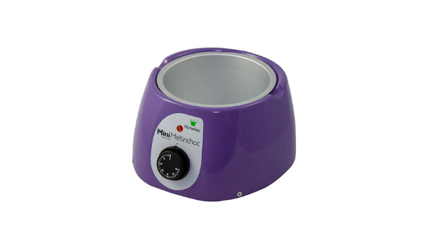 mini chocolate melter purple